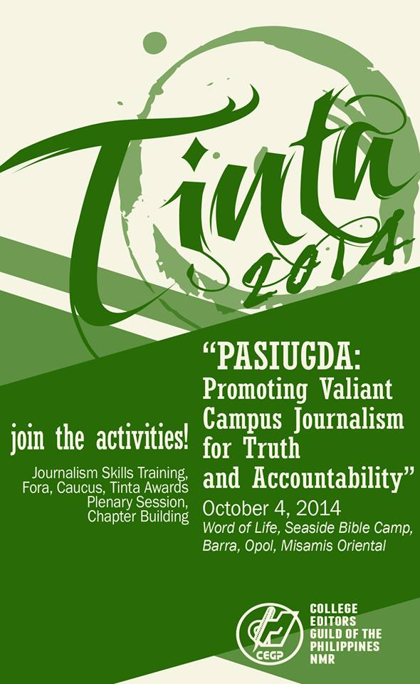 TINTA: Region-wide General Assembly set for October 4