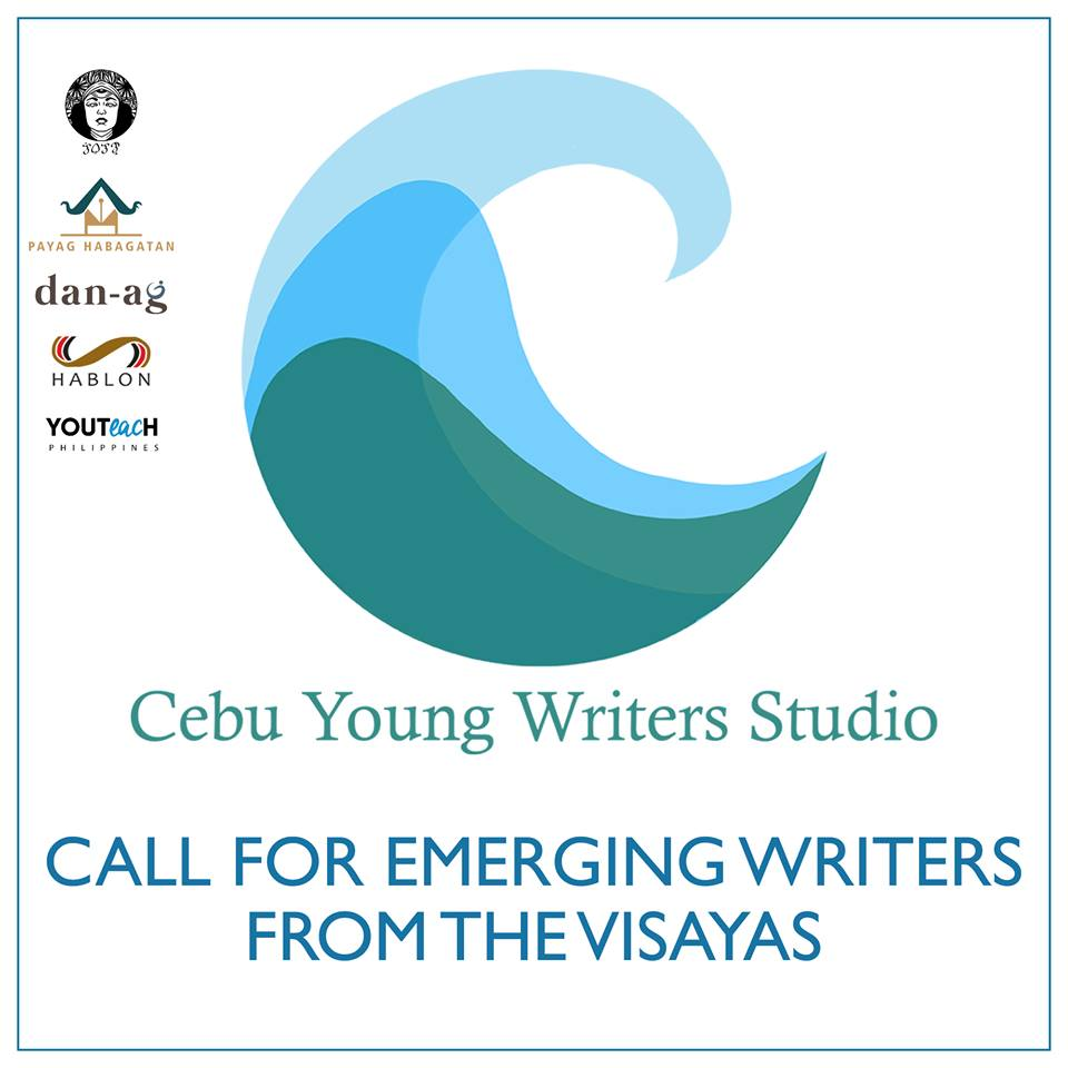 Call for Emerging Writers from the Visayas: The 2019 Cebu Young Writers Studio